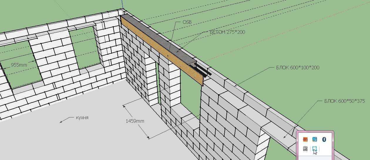 Технология кладки газобетона: обзор процесса возведения здания