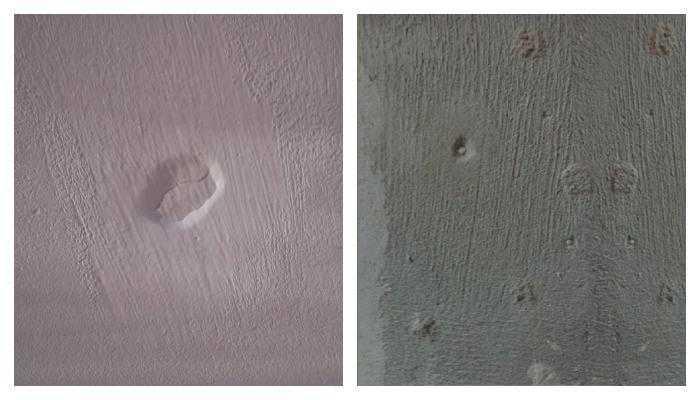 Если на штукатурке снаружи дома появились мелкие трещины далеко не всегда причина кроется в фундаменте или грунтах «Паутинка» на отделке чаще всего